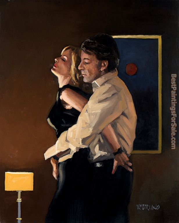 Jack Vettriano Couple X