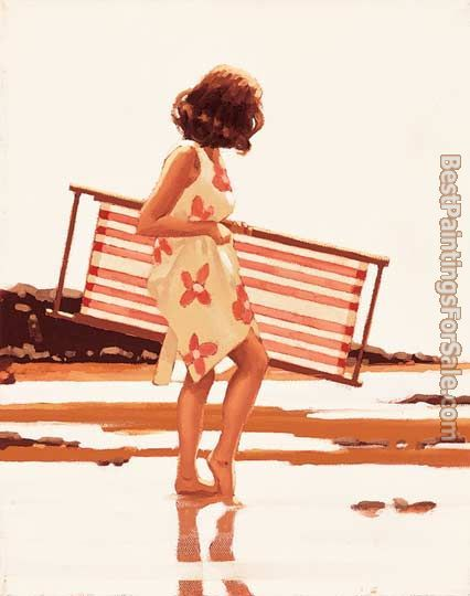 Jack Vettriano Sweet Bird of Youth study