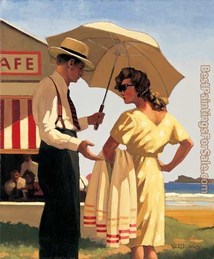 Jack Vettriano The Direct Approach