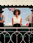 Jack Vettriano Bird on the Wire painting