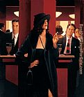 Jack Vettriano Games of Power painting