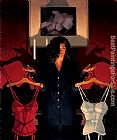 Jack Vettriano Heaven or Hell painting