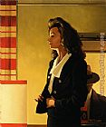 Jack Vettriano Just Another Saturday Night painting