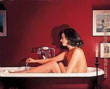 Jack Vettriano Night Preparations painting