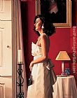 Jack Vettriano One Moment in Time painting