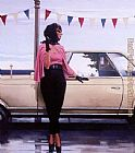 Jack Vettriano Suddenly One Summer painting