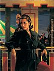 Jack Vettriano The Main Attraction painting