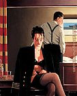Jack Vettriano The Sailor's Toy painting