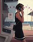Jack Vettriano her Secret life painting
