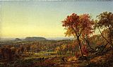 Jasper Francis Cropsey Mounts Adam and Eve 1872 painting
