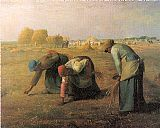 the gleaners Framed Prints - The Gleaners