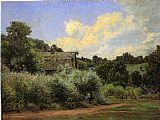 John Ottis Adams The Grist Mill painting