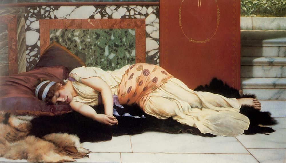 John William Godward Endymion