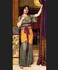 lady agnew Canvas Prints - A Pompeian Lady