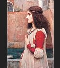 romeo and juliet Paintings - Juliet
