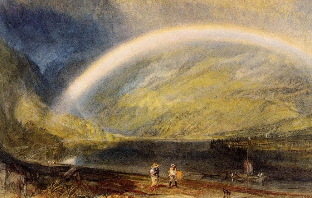 Joseph Mallord William Turner Rainbow