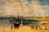 Joseph Mallord William Turner Weymouth Dorsetshire painting