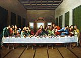 original picture of the last supper