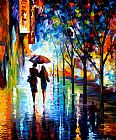 Leonid Afremov INVITATION painting