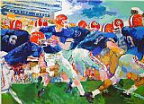 Leroy Neiman Florida Gators painting