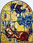 Marc Chagall Twelve Tribes of Israel painting