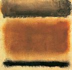 Mark Rothko Untitled 1958 painting