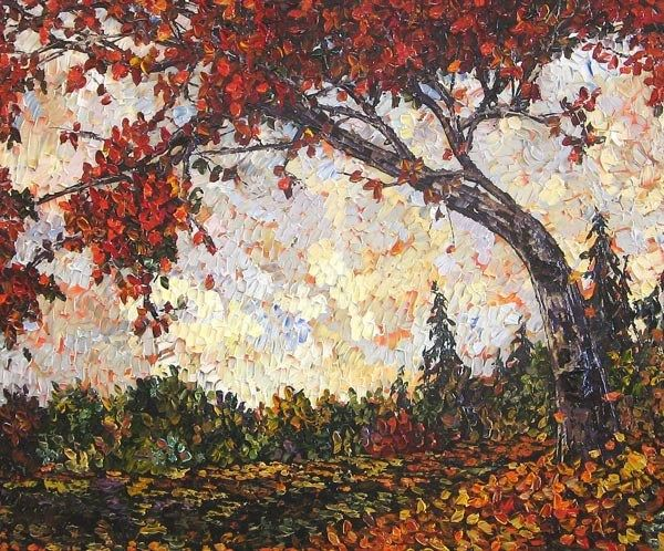 Maya Eventov Autumn Maple