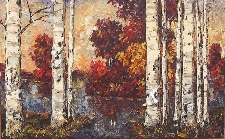 Maya Eventov Lakeside Birches