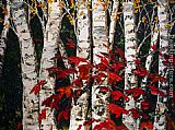 Maya Eventov Canadian Fall painting