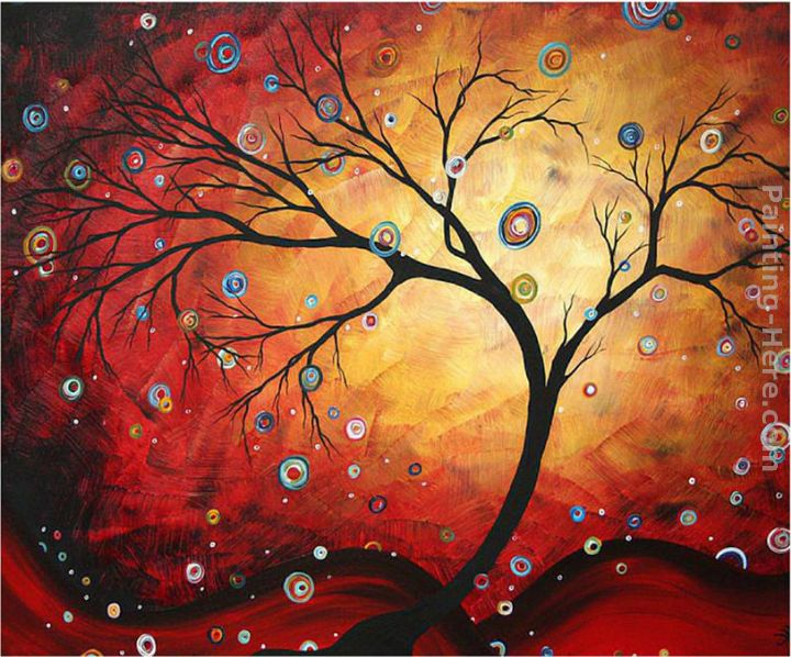 Megan Aroon Duncanson Red Halo