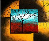 Megan Aroon Duncanson Boxed In painting