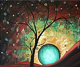 Megan Aroon Duncanson Pinpoint painting