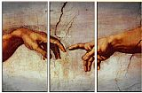 Other CREATION OF ADAM painting
