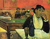 Paul Gauguin Mme Ginoux painting