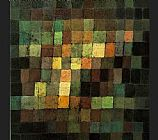 Paul Klee Ancient Sound painting