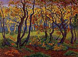 Paul Ranson The Clearing painting