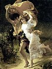 Pierre-Auguste Cot The Storm painting