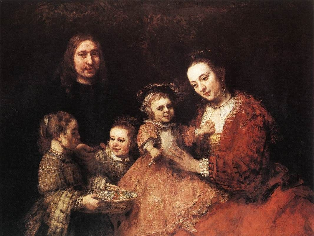 Rembrandt Family Group