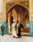 Rudolf Ernst After Prayer I painting