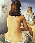 Nude paintings - My Wife,Nude by Salvador Dali