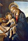 Sandro Botticelli Madonna with the Child painting