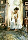 Steve Hanks Country Home painting