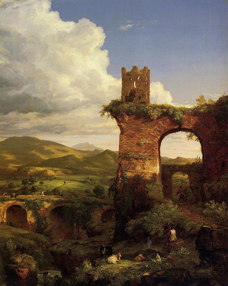 Thomas Cole Arch of Nero