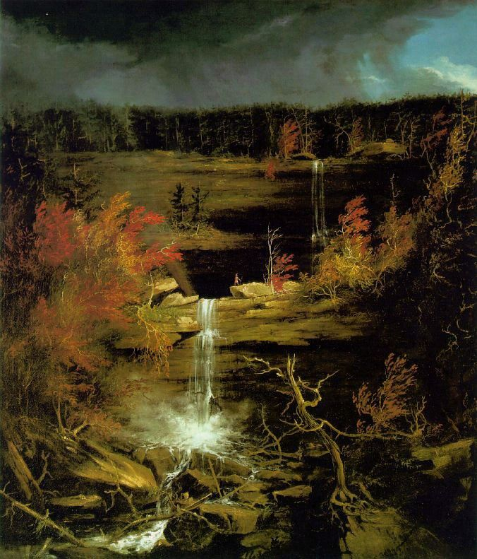Thomas Cole Falls of Kaaterskill