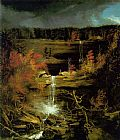 Thomas Cole Falls of Kaaterskill painting