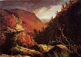 Thomas Cole The Clove Catskills I painting