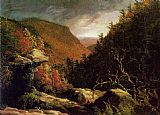 Thomas Cole The Clove Catskills painting