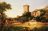 Thomas Cole The Past painting