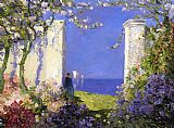 Tom Mostyn A Magical Morning painting