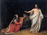 Mary Magdalene paintings - The Appearance of Christ to Mary Magdalene By Alexander Ivanov by Unknown